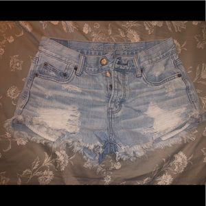 "American Eagle Outfitters ""Tomgirl Shorties"""